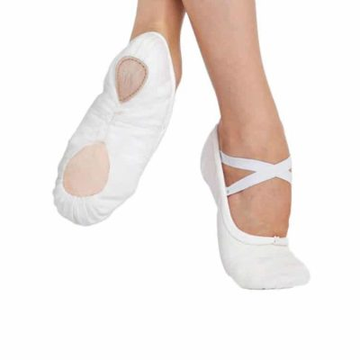 Split Sole Ballet Shoes
